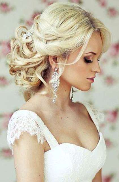 2015 Bride Hairstyles - Yellow | Fashion and Women