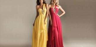 2015 Chiffon Dress Models