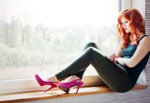 2015 High Heeled Shoe Models