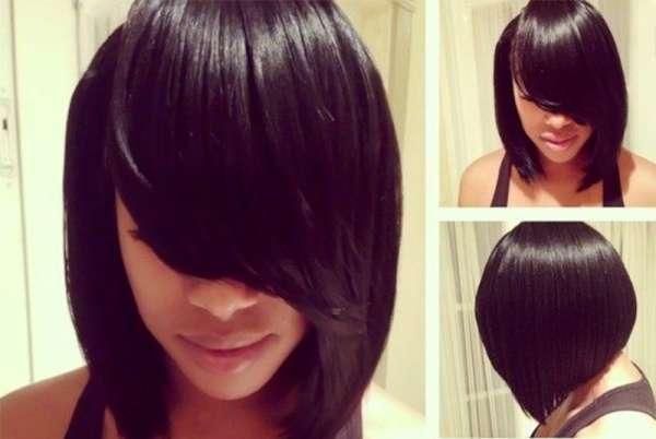 Sensational Bob Hairstyles For Black Women 2015 Fashion And Women Short Hairstyles For Black Women Fulllsitofus