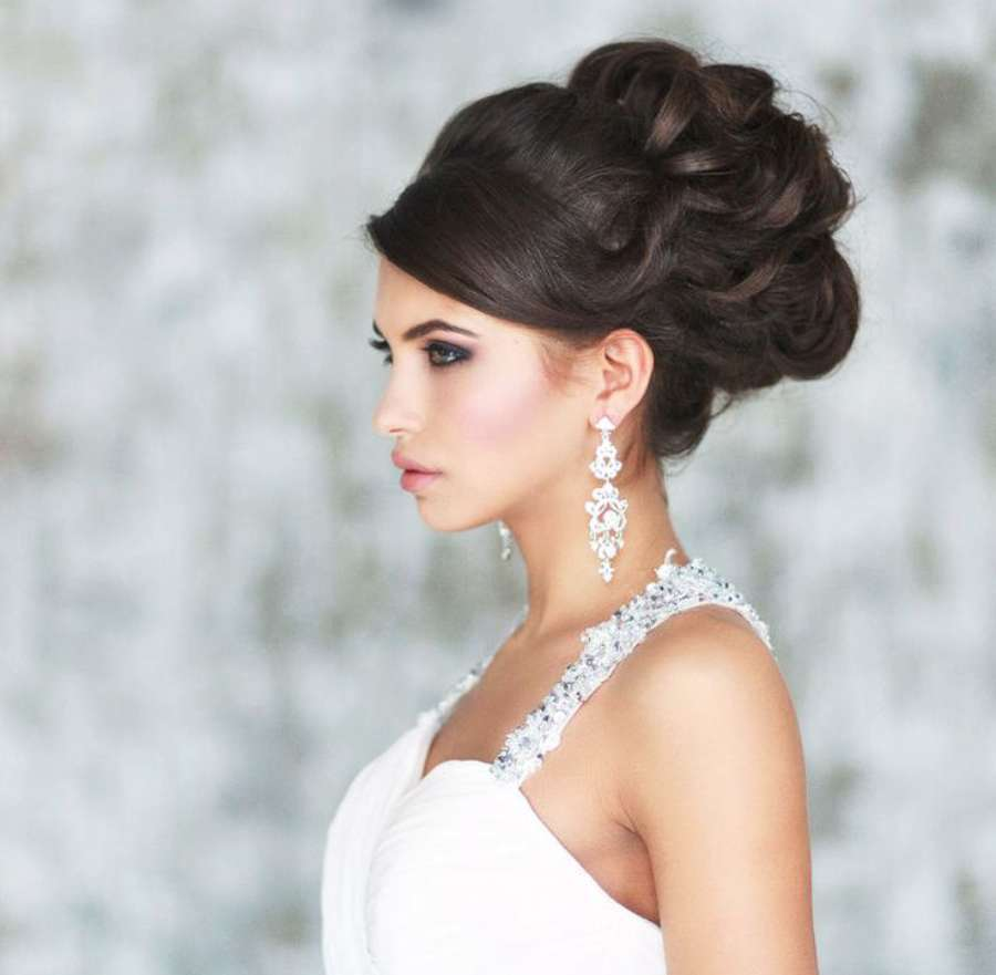 Wedding New Hair Style: 2015 Wedding Hairstyles