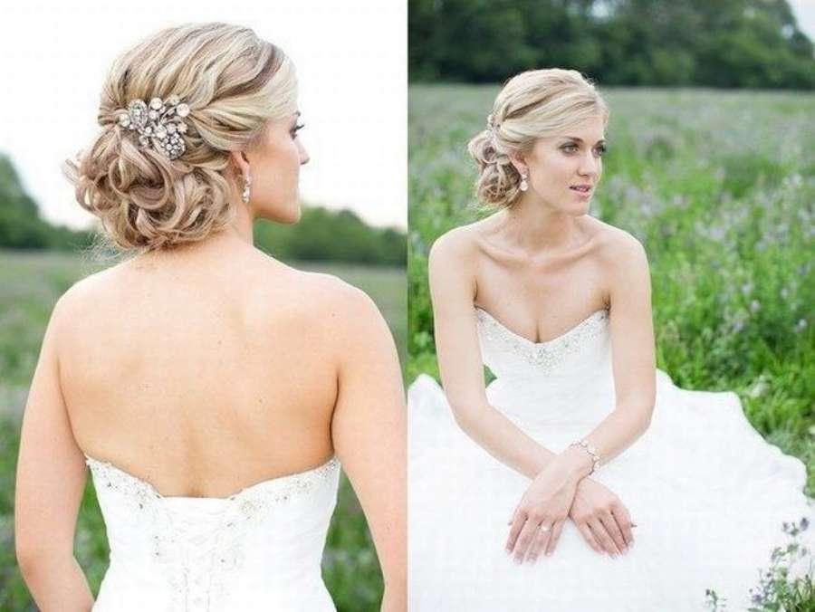 Super Bridal Updo Hairstyles 2015 Fashion And Women Short Hairstyles Gunalazisus