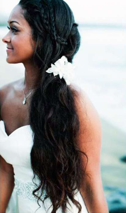 Peachy Wedding Hairstyles For Black Women Fashion And Women Hairstyle Inspiration Daily Dogsangcom