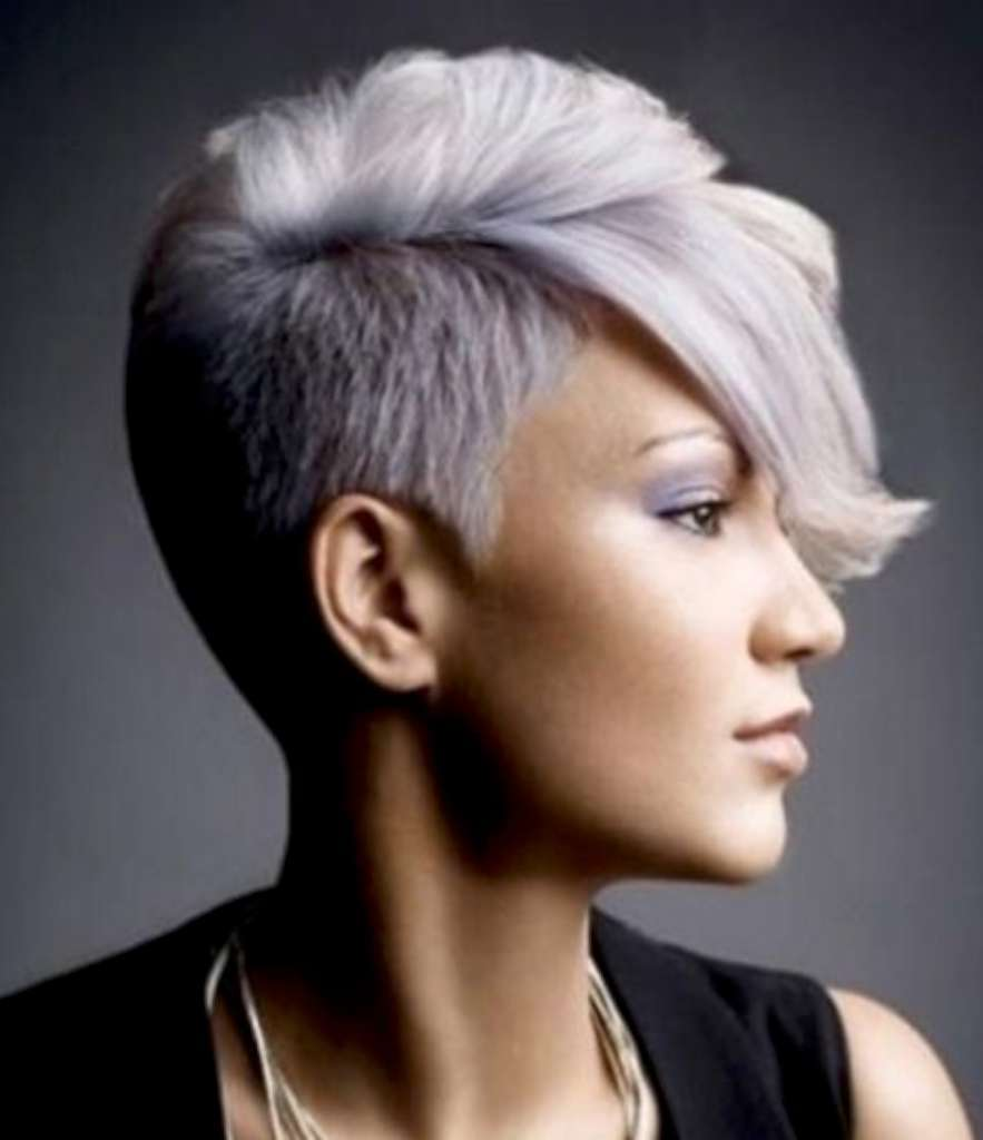 Short Hairstyles And Colors - 7