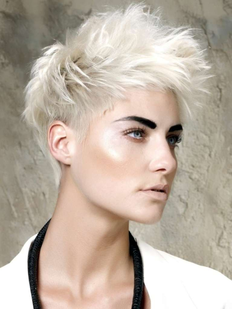 Short Hairstyles For Thin Hair Fashion And Women