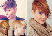 Short Brown Hairstyles 2016