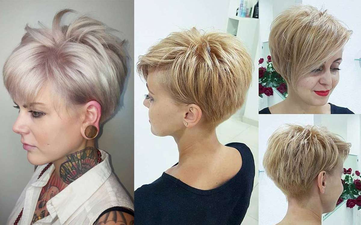 Hair Style Vedios : Short Hairstyle Evening Fashion and Women
