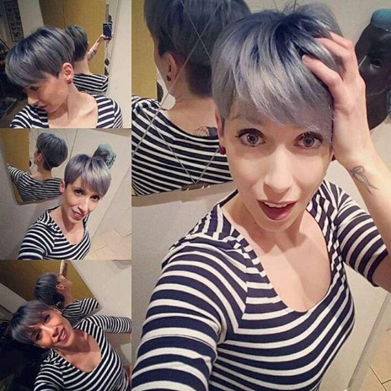 Short Hairstyles Cute - 1