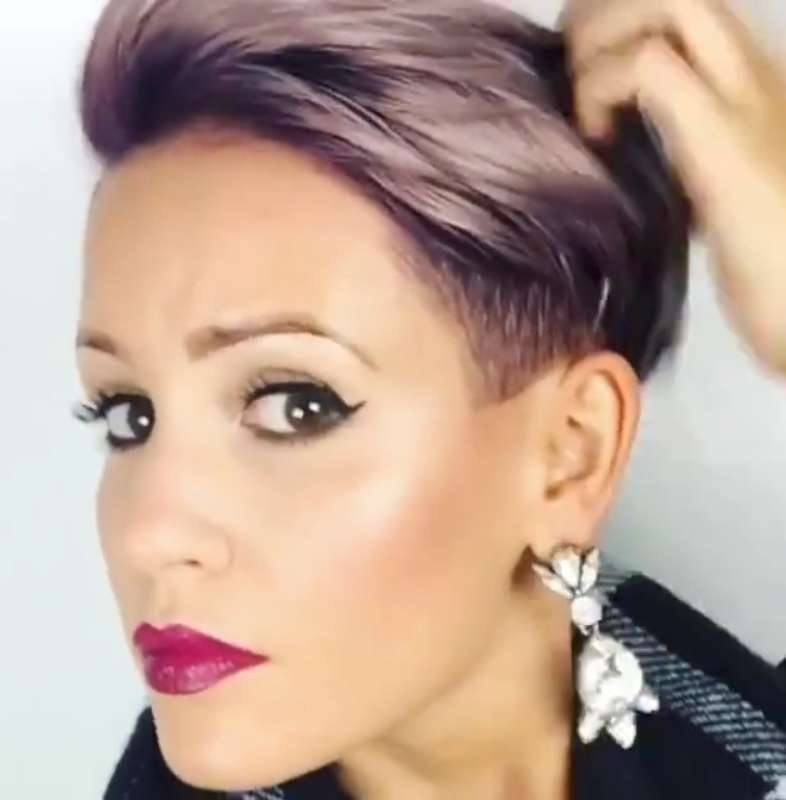 Excellent Short Hairstyles For Thick Hair Video Fashion And Women Short Hairstyles For Black Women Fulllsitofus