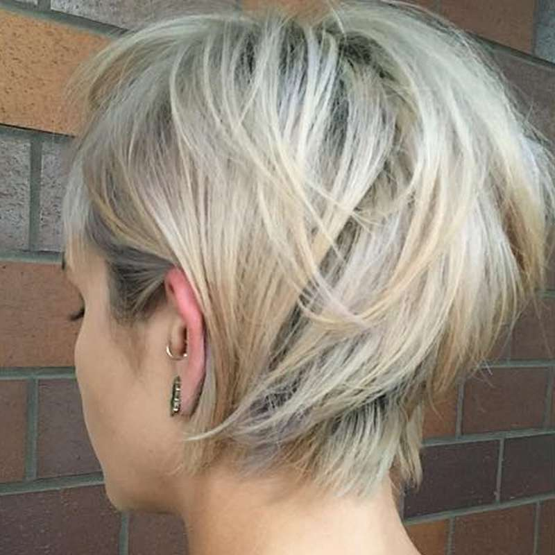 Short Hairstyles Gallery - 3