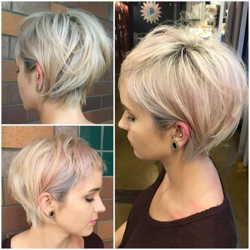 Short Hairstyles Gallery - 4