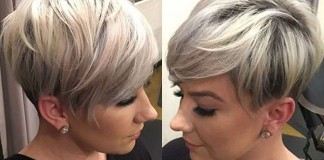 Short Hairstyles Women 2017