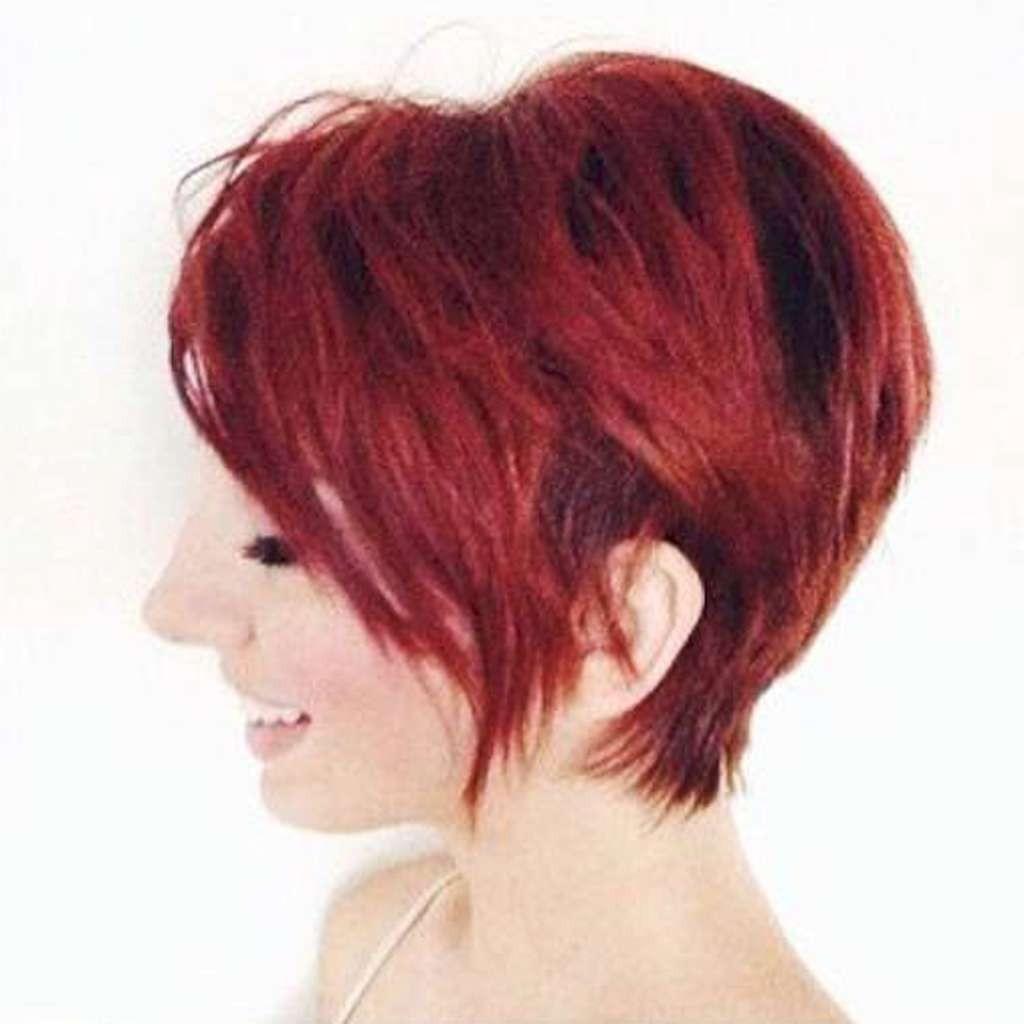 Short Hairstyles – 528