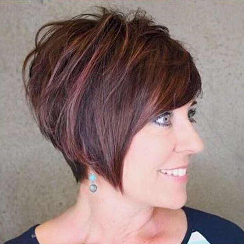 Short Hairstyles – 541