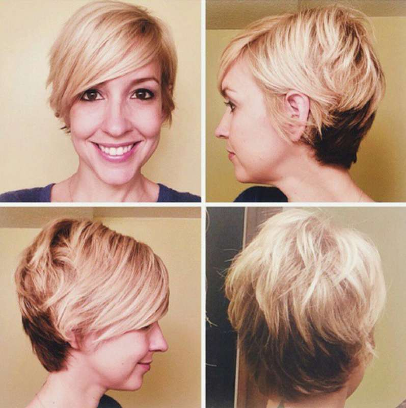 Short Hairstyles - 101