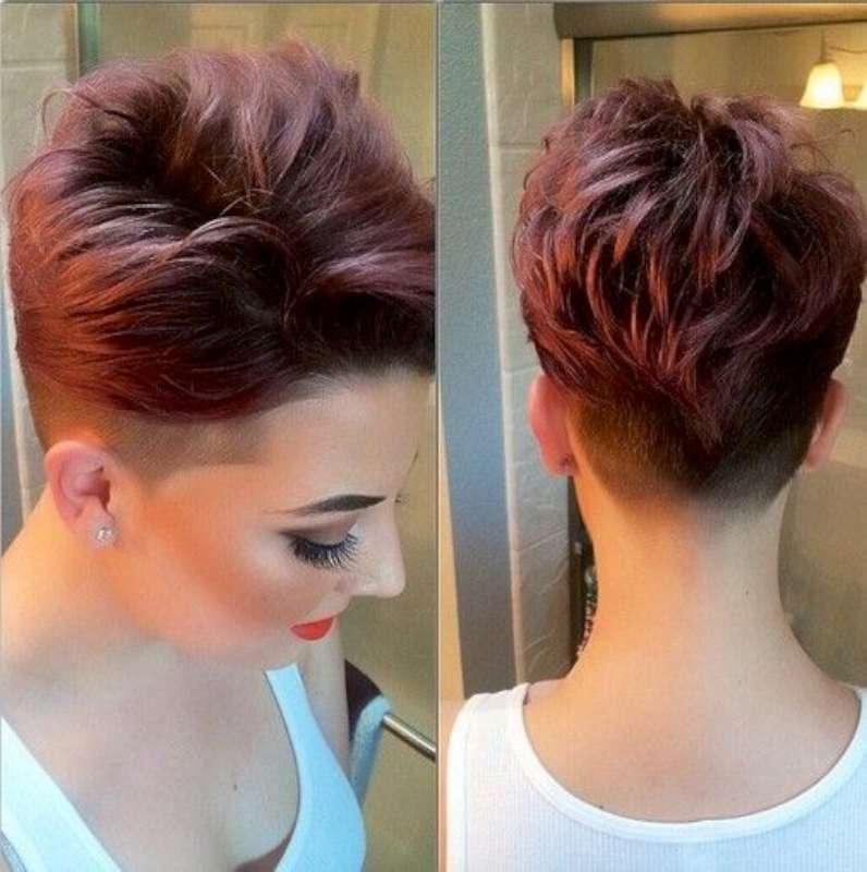 Short Hairstyles - 107