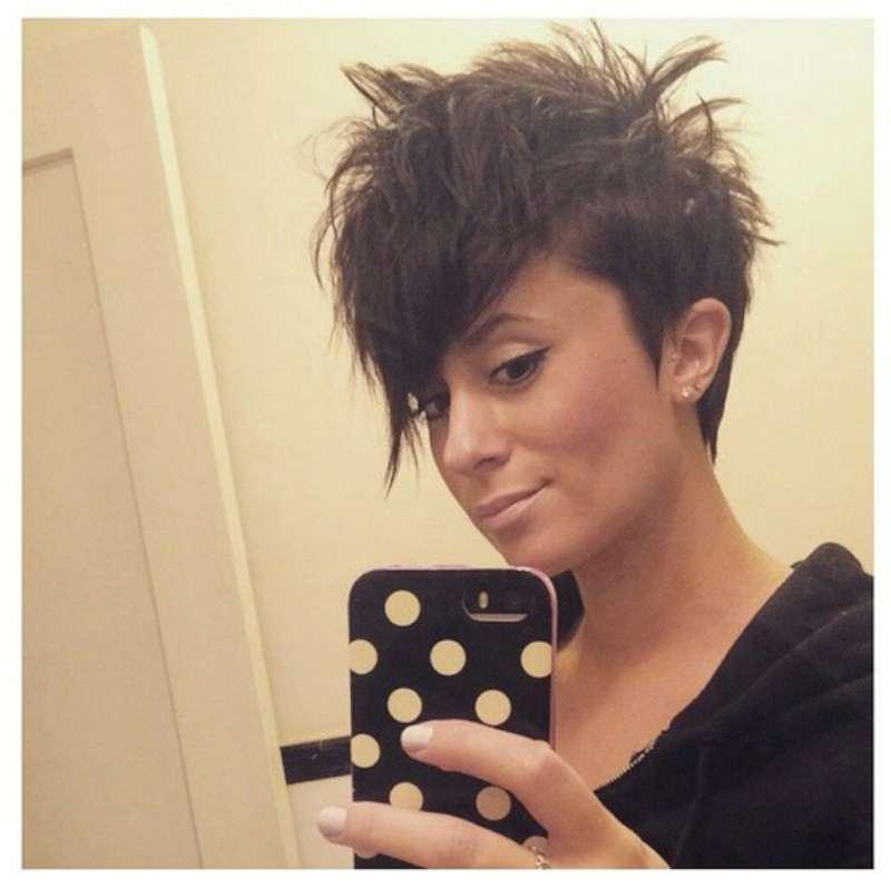 Short Hairstyles - 128
