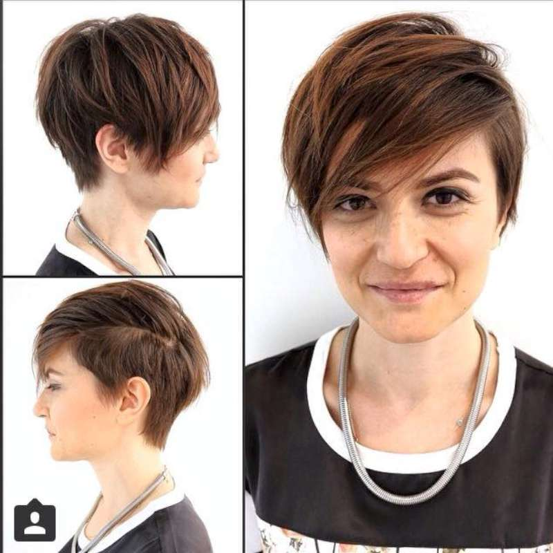 Short Hairstyles - 174