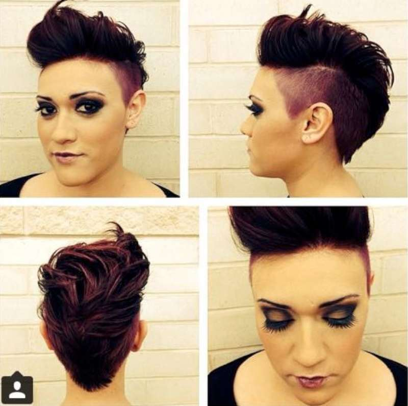 Short Hairstyles - 215