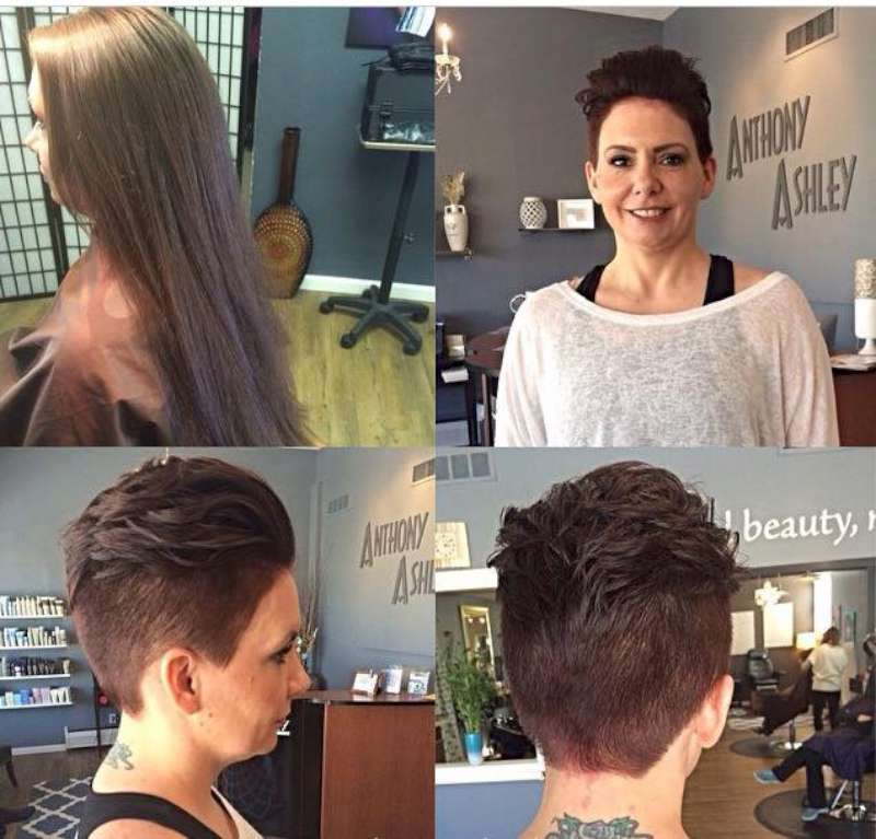 Short Hairstyles - 217