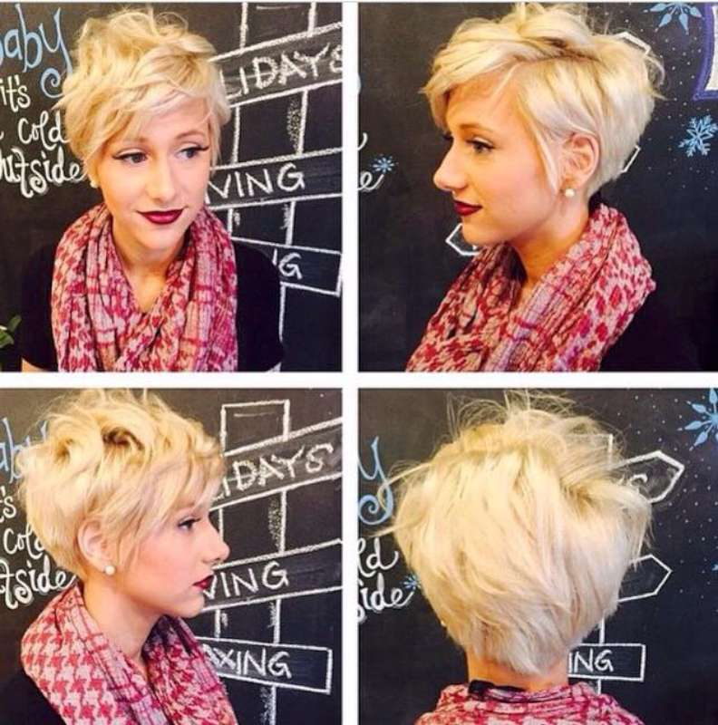 Short Hairstyles - 225
