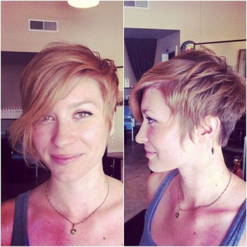 Short Hairstyles - 23