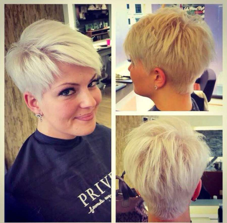 Short Hair Cuts For Plus Size Women Best Short Hair Styles