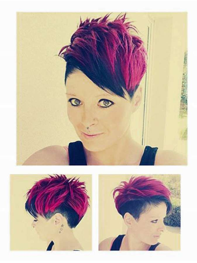 Short Hairstyles - 286