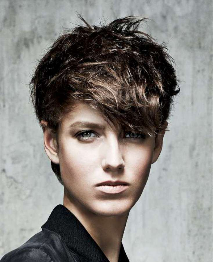 Short Hairstyles - 360