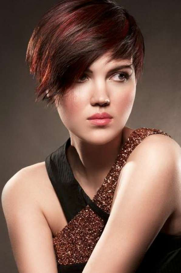 Short Hairstyles - 404