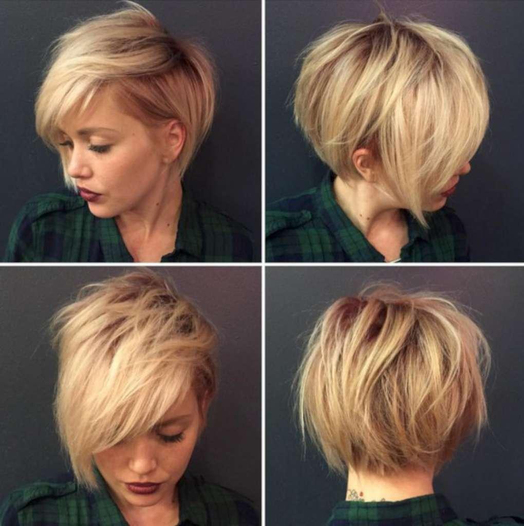 Short Hairstyles - 493