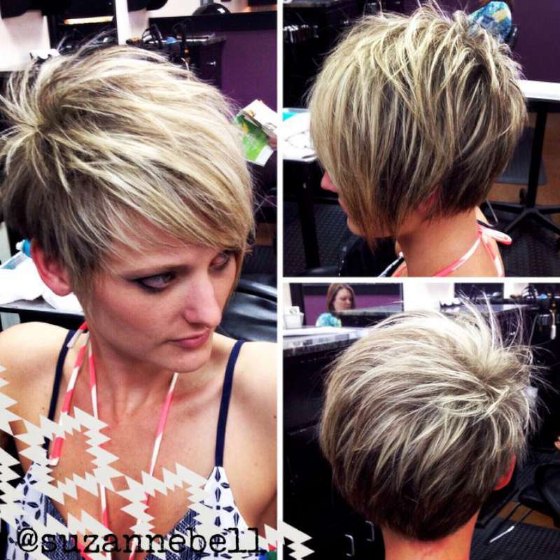 Short Hairstyles - 57