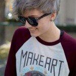 Short Hairstyles – 8