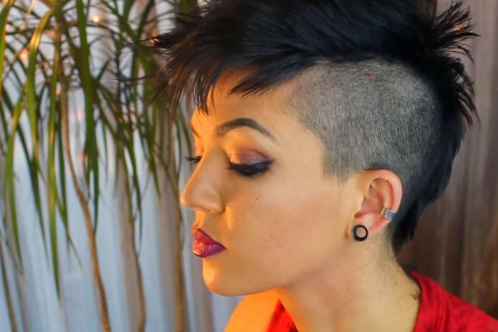 How To Cut a Mohawk   20   Fashion and Women