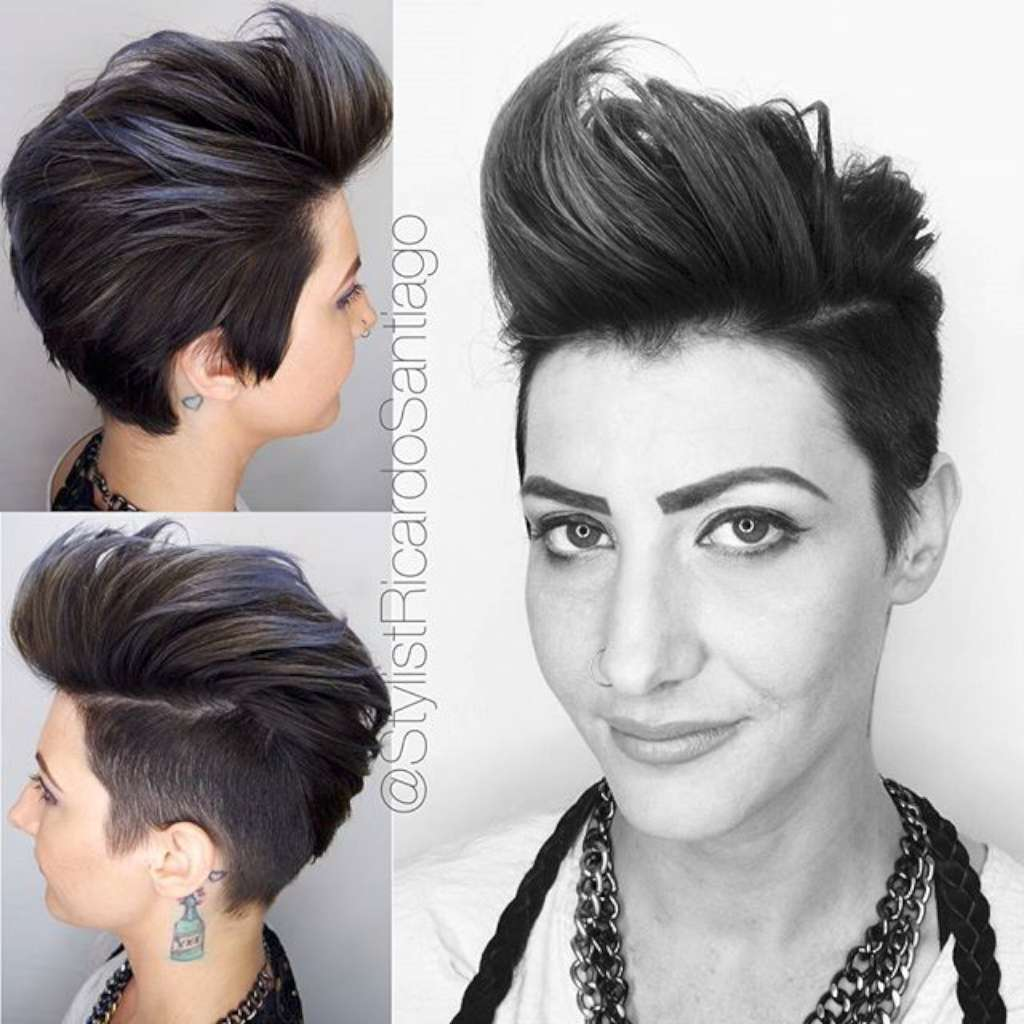 New short hairstyle for womens 2016-8337