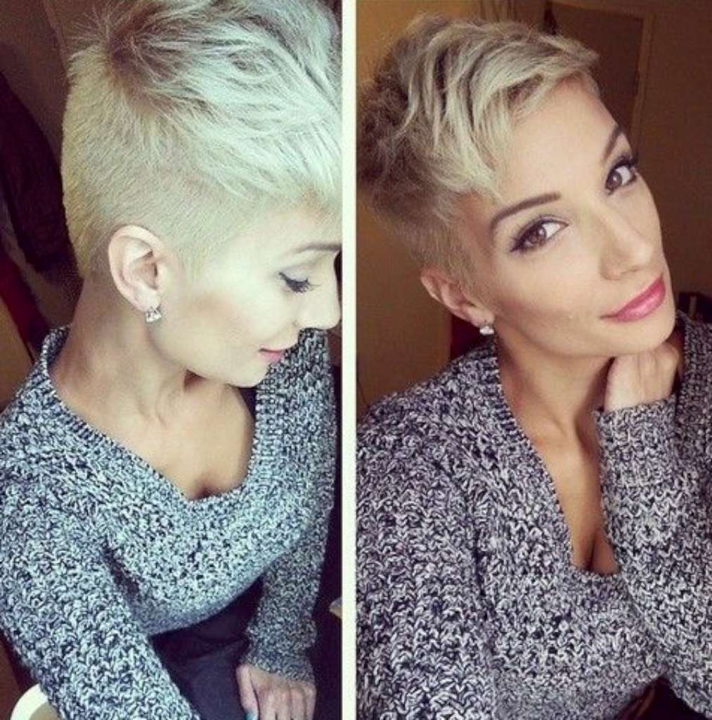 Short Hairstyles Nude 76