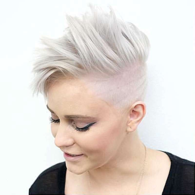 haircuts for white hair hairstyles white hair 1 fashion and 4565