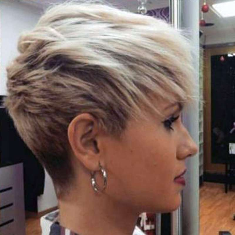 Short Hairstyle 2017 18 Fashion And Women