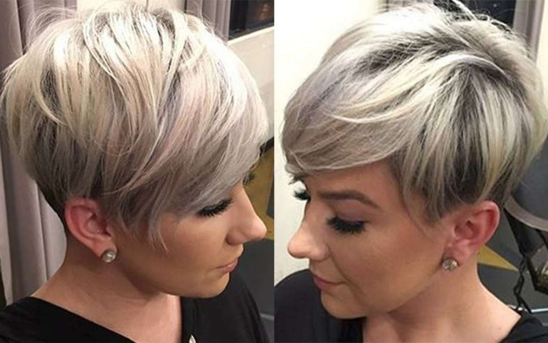 45 Breathtaking Short And Long Hairstyles For Women: Short Hairstyles Women 2017