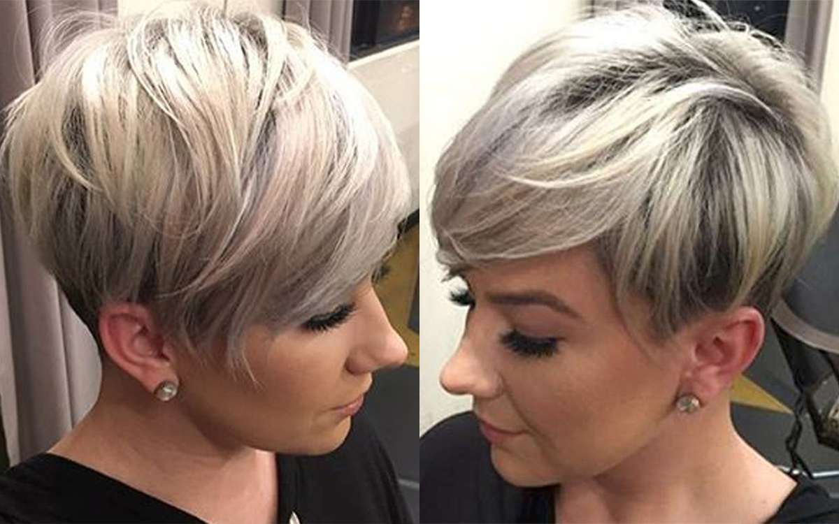Short Hairstyles Women 2017 Fashion And