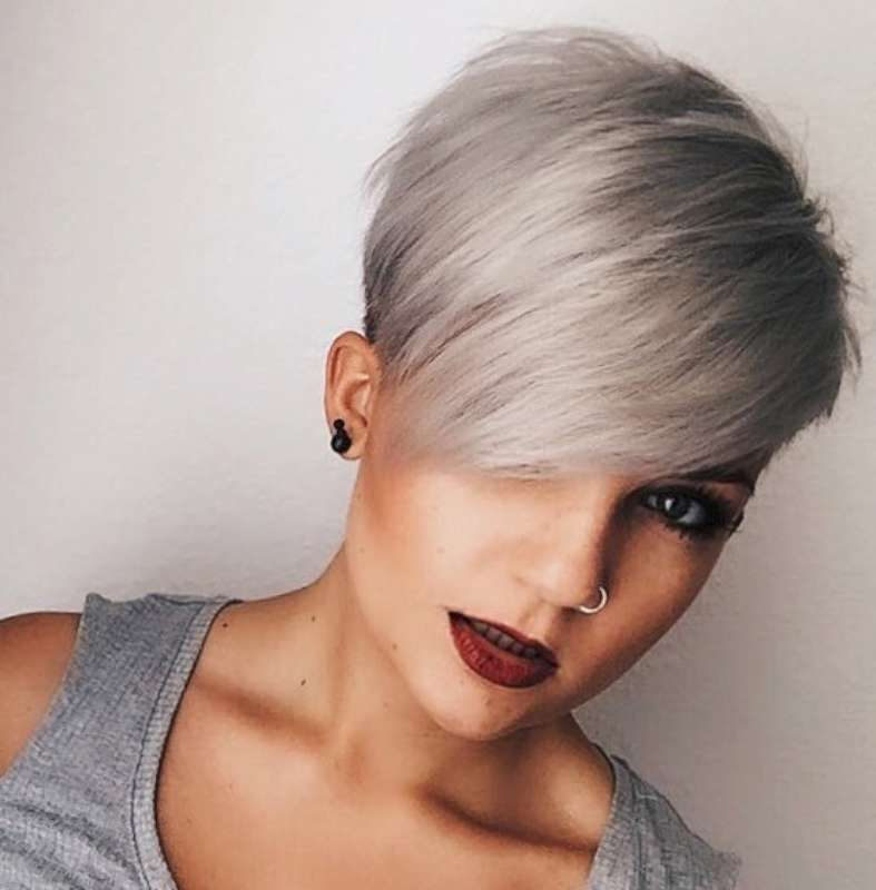 Short Hairstyles Dark Hair 2017 8 Fashion And Women