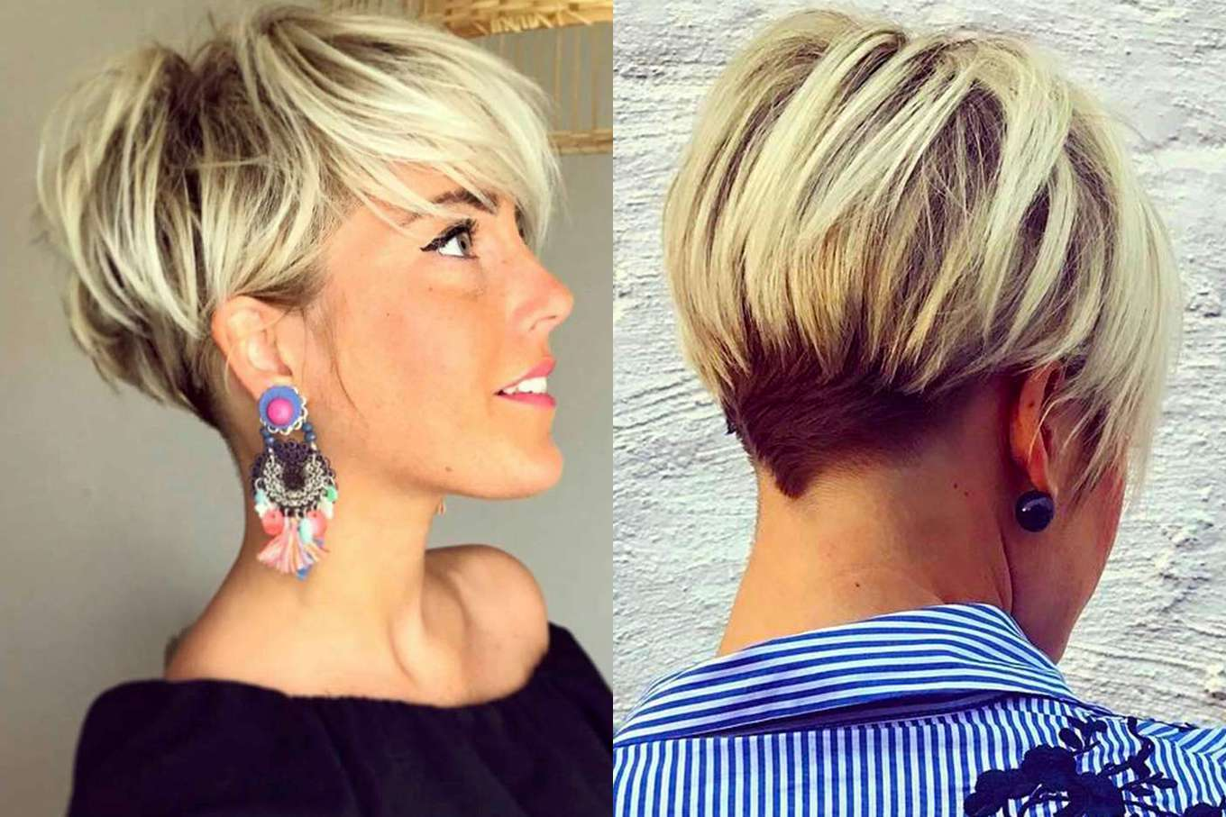 Short Hairstyles For 2017 | Fashion and Women
