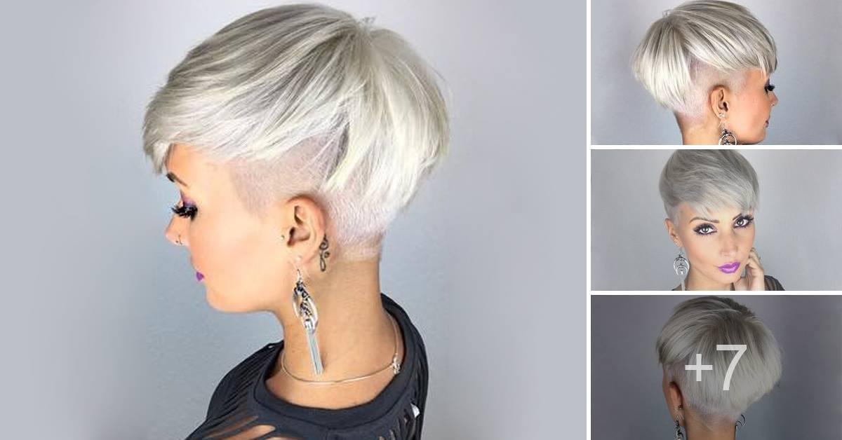 Hair Style Videos: Jenny Schmidt Short Hairstyles