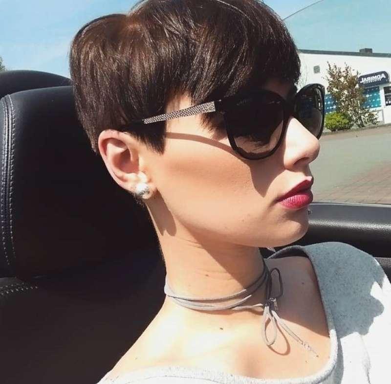 Nina Daling Short Hairstyles - 2