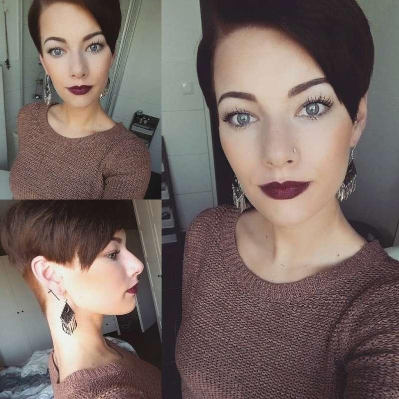 Nina Daling Short Hairstyles - 9