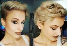 Bianca Albert Short Hairstyles