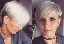 Edyta Hernas Short Hairstyles