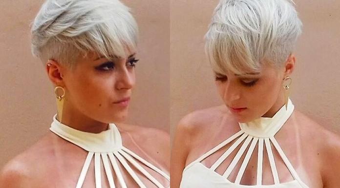 Fernanda Lobeu Short Hairstyles