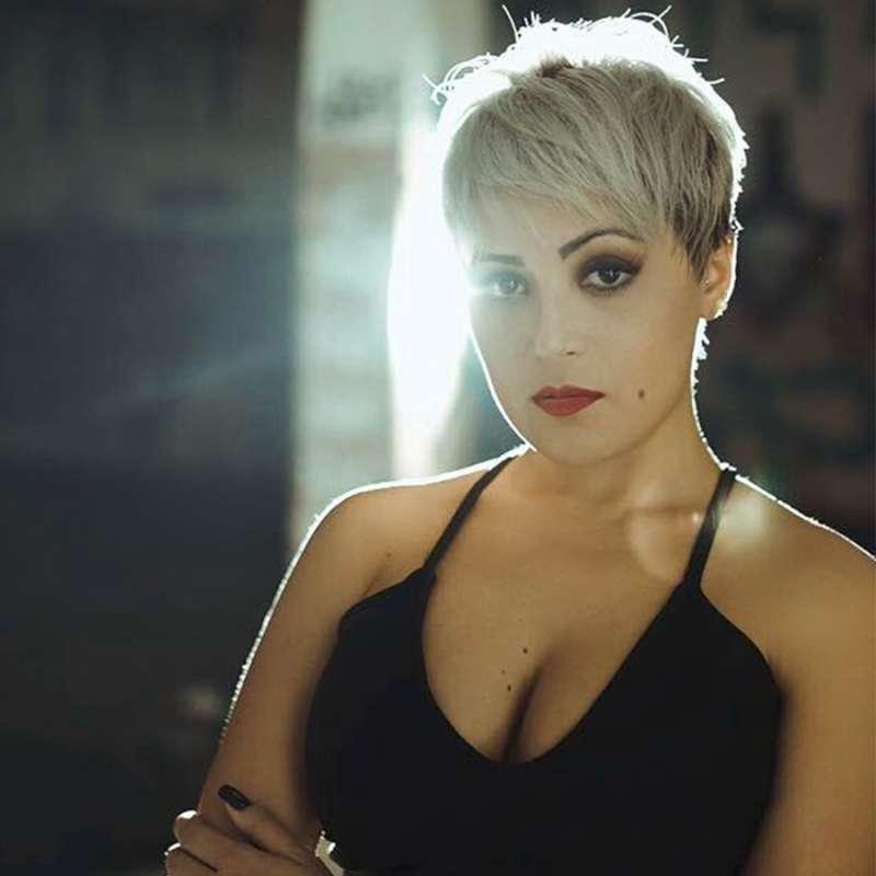 Fernanda Lobeu Short Hairstyles - 7