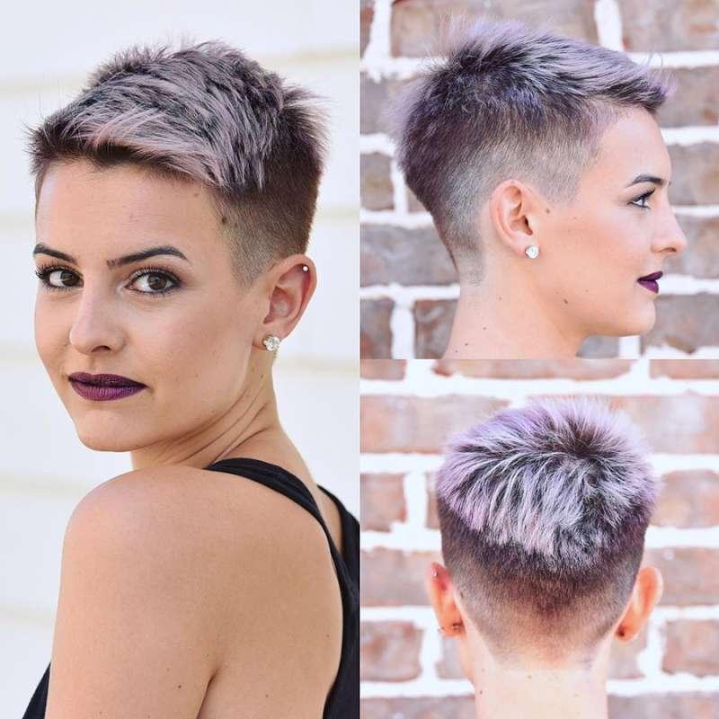 Lisa Cimorelli Short Hairstyles - 9